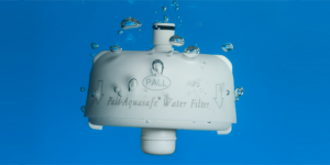 Point of Use Waterfilters  - PALL Aquasafe 31 dagen en QPoint 62 dagen